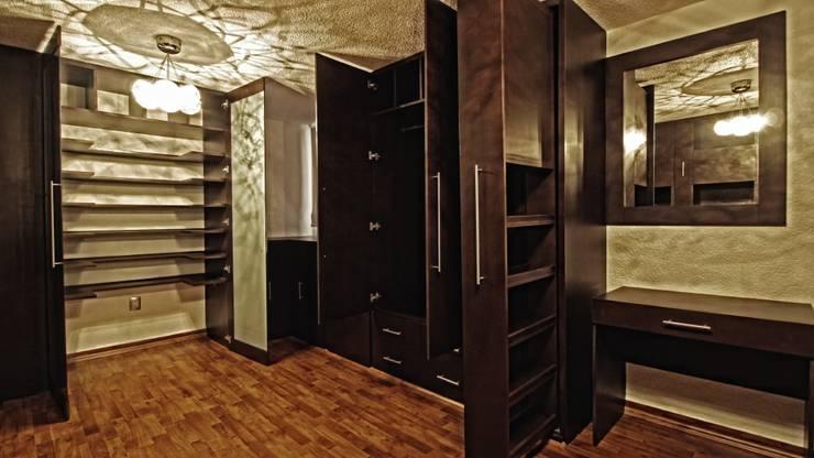 moderne Slaapkamer door Vanguardia Closets & Vestidores