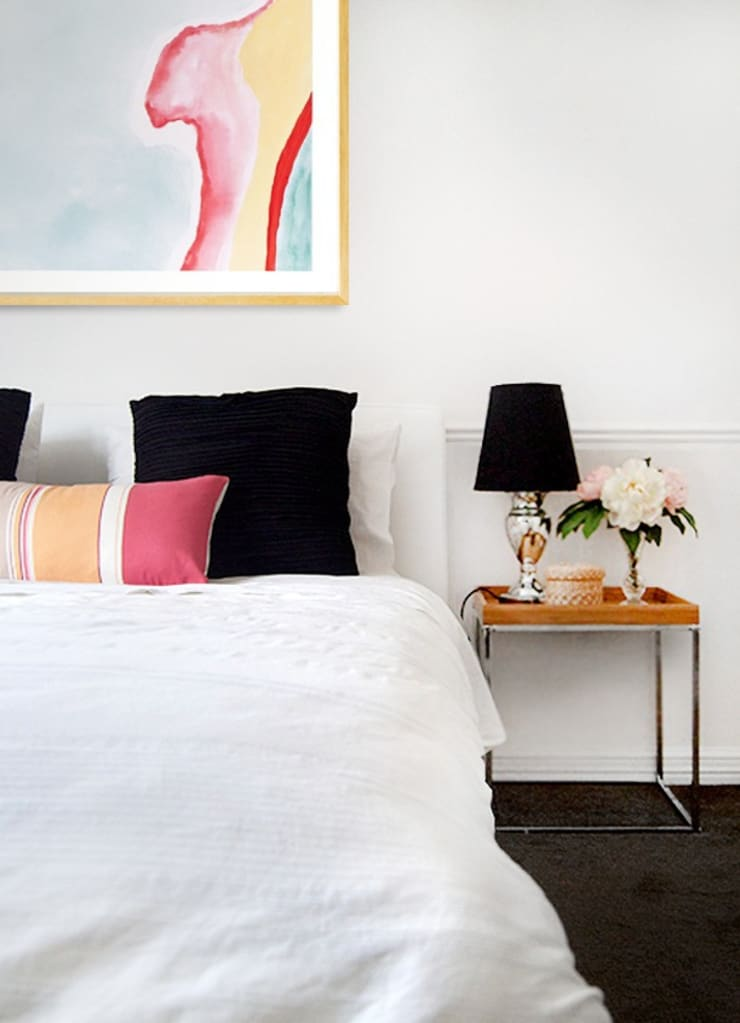 Dormitorio: Dormitorios de estilo  de ChicDeco