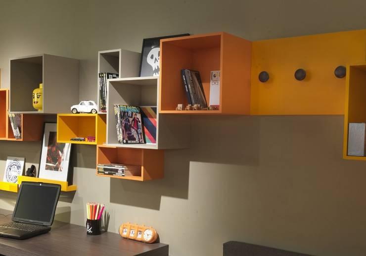 MOBIMIO - Räume für Kinder 의  아이 방