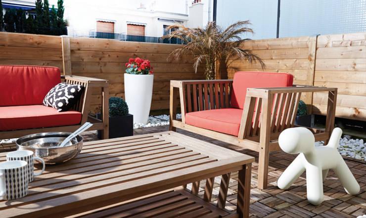 Terrasse:  de style  par Soraya Deffar / Un Pretexte