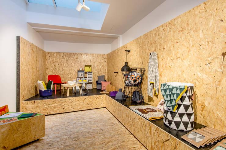 Espaces commerciaux de style  par Bruno Detassis