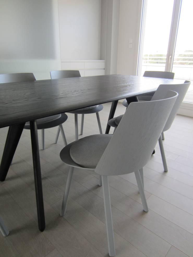 Appartement AL:  de style  par Linxe-renson.com
