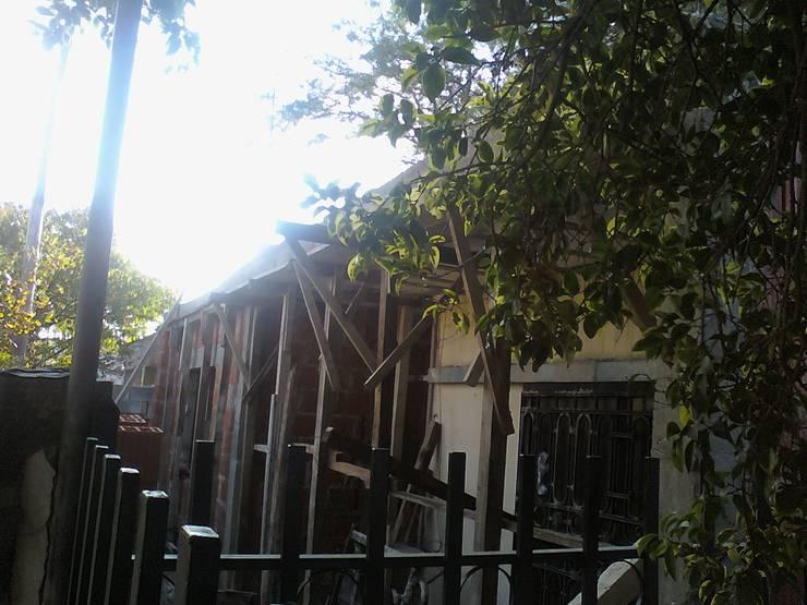 OBRAS VARIAS: Casas de estilo minimalista por BENGAL CONSTRUCCIONES