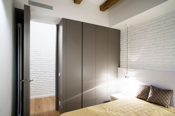 Bedroom by M2ARQUITECTURA
