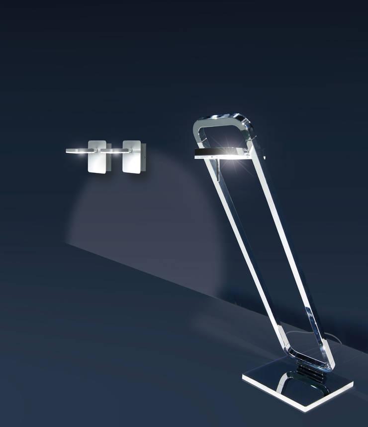 Leuchtenserie Quattro  - Wandleuchte: modern  von die COLLECTION,Modern