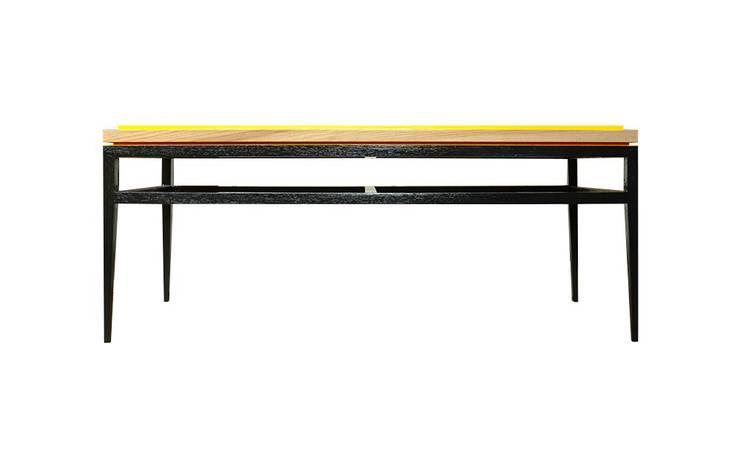 Table Basse VV04: Art de style  par Victor Vergne Ebéniste