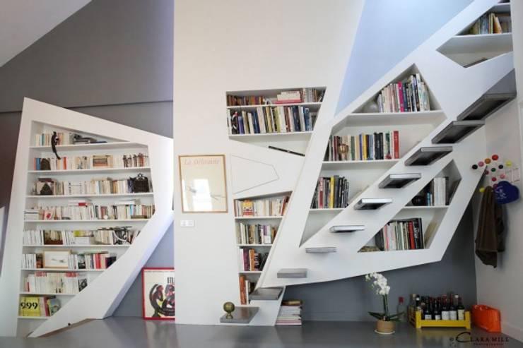 Vue de la bibliothèque: Maisons de style  par Galaktik