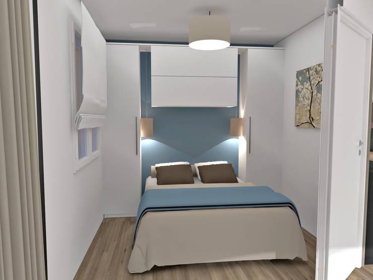 Conception de chambres: Chambre de style  par HanaK Décoration