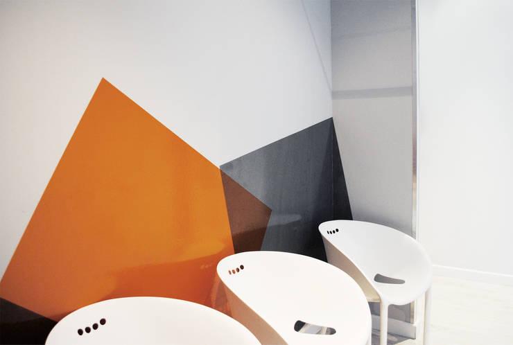 Zona de espera: Clínicas de estilo  de interior03