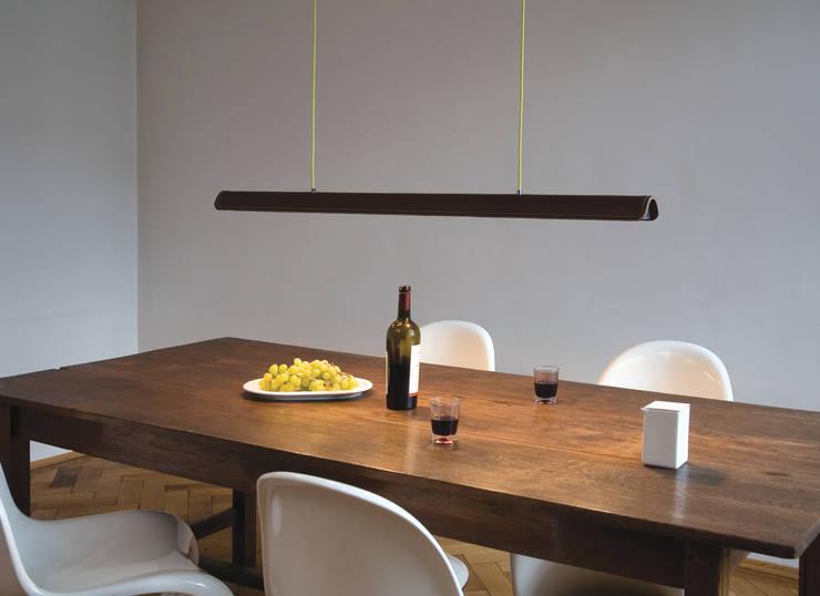 COHIBA Suspension lamp:  Esszimmer von Formagenda GmbH,
