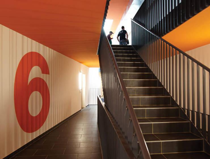 U31 wohngebäude:   von querkraft architekten,