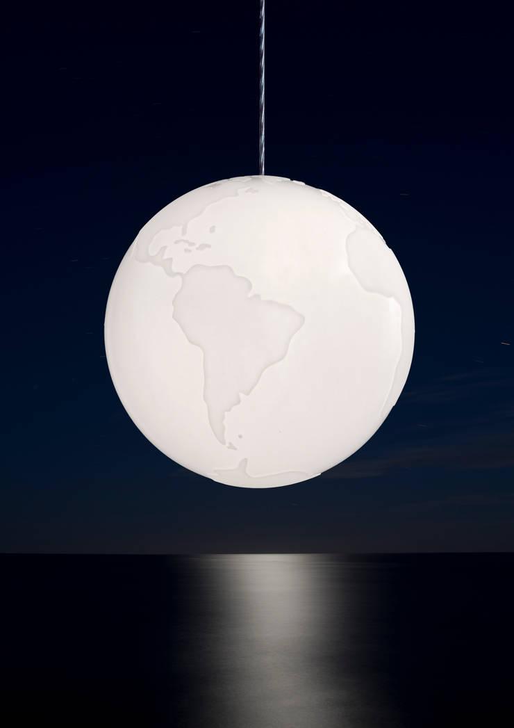 """PLANET EARTH Suspension lamp: {:asian=>""""asiatisch"""", :classic=>""""klassisch"""", :colonial=>""""kolonial"""", :country=>""""landhausstil"""", :eclectic=>""""eklektisch"""", :industrial=>""""industriell"""", :mediterranean=>""""mediterrane"""", :minimalist=>""""minimalistisch"""", :modern=>""""modern"""", :rustic=>""""rustikal"""", :scandinavian=>""""skandinavisch"""", :tropical=>""""tropisch""""}  von Formagenda GmbH,"""