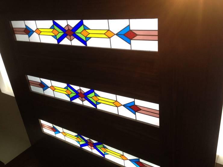 Skylights:  Artwork by Glasstec