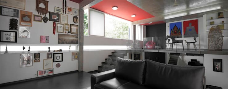 Office buildings by LIJO.RENY.architects
