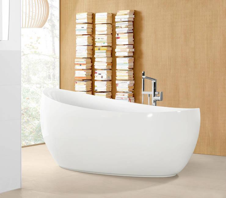 Projekty,  Łazienka zaprojektowane przez Villeroy & Boch AG