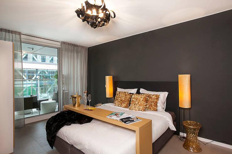 Dormitorios de estilo  de 1-2-3 Verkauft