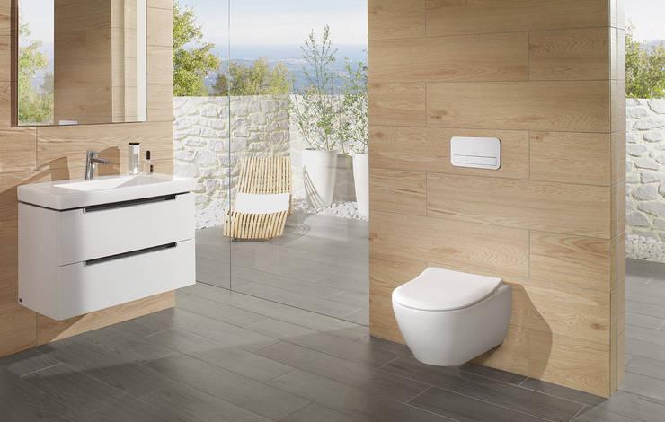 Ванные комнаты в . Автор – Villeroy & Boch AG