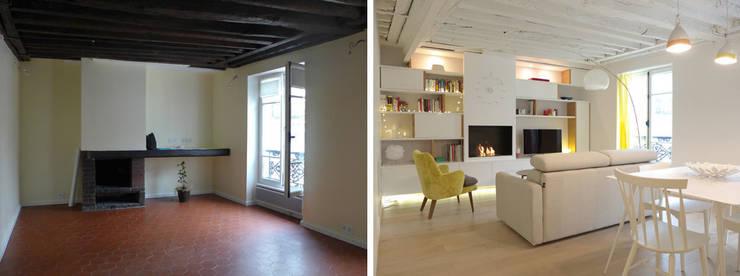 Projet 18:  de style  par Créateurs d'intérieur Toulouse