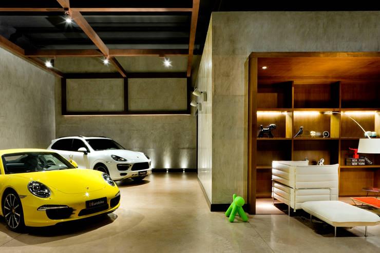 Projekty,  Salony samochodowe zaprojektowane przez 1:1 arquitetura:design