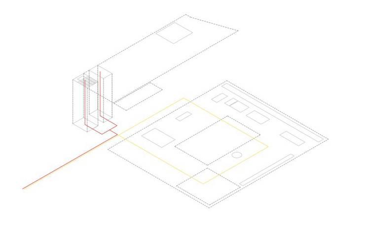 Casa&Putìa: Camera da letto in stile in stile Industriale di MM A   Massimiliano Masellis Architetti