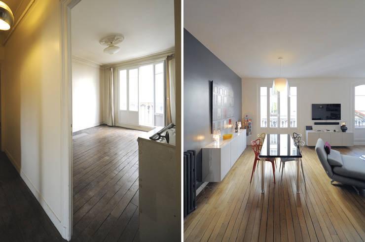 Projet 15:  de style  par Createurs d'interieur Lyon