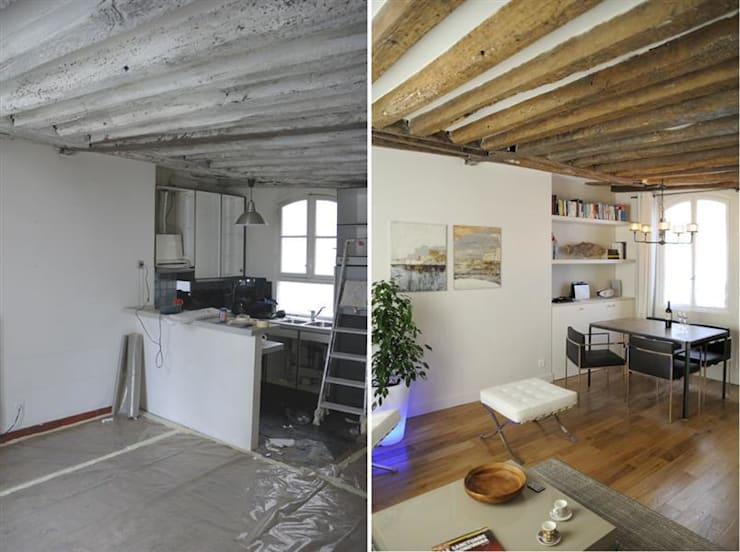 Projet 13:  de style  par Createurs d'interieur Lyon