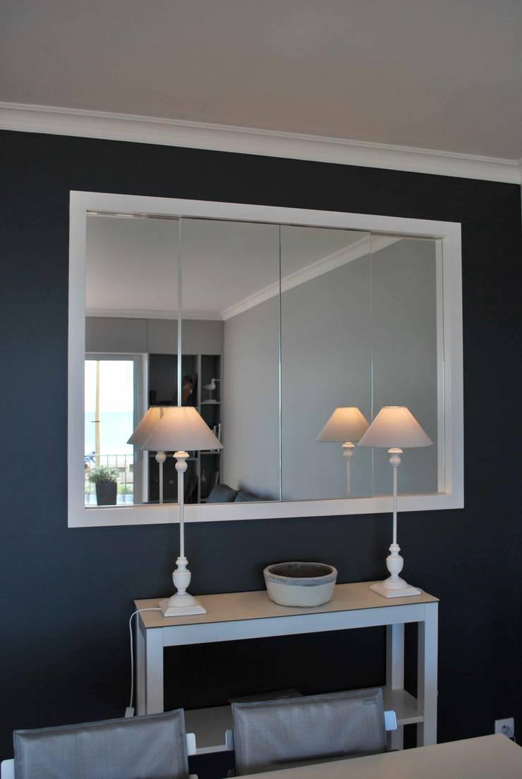 Rénovation Blvd. Darlu – La Baule: Maisons de style  par Atelier Goodtime Interior Design