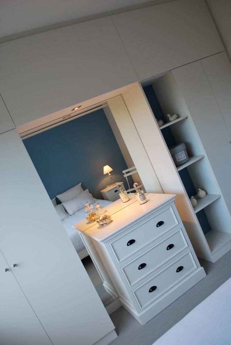Rénovation Blvd. Darlu - La Baule: Maisons de style  par Atelier Goodtime Interior Design