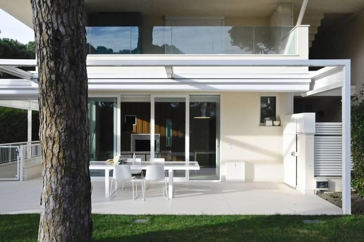 Terrasse von Angeli - Brucoli Architetti