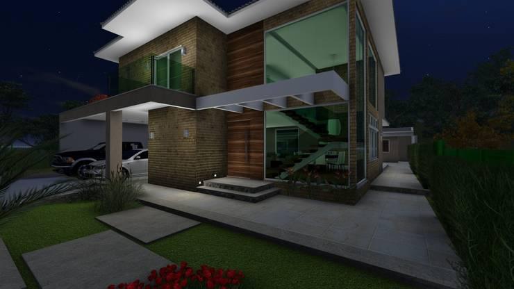 VALE DO SINO:   por VS Arquitetura