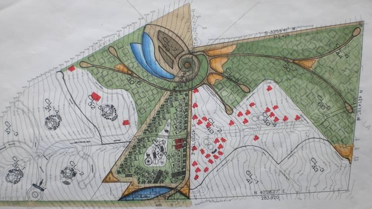 The Enchantment:  de estilo  por arqflores / architect