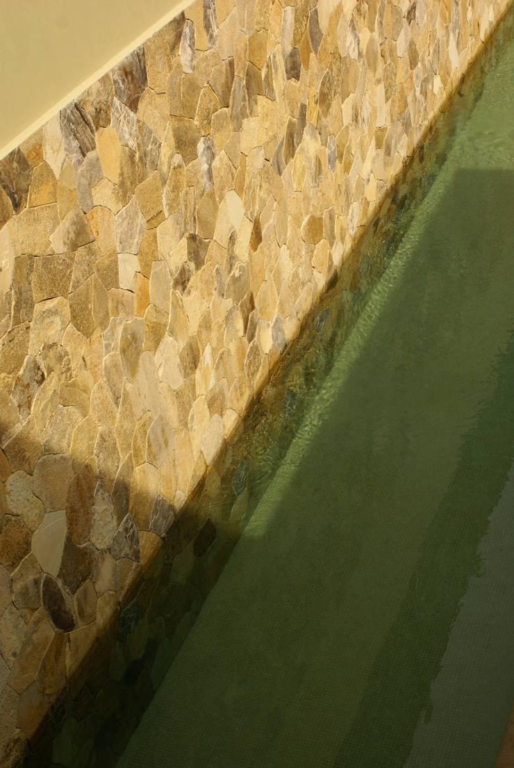 Casa K Albercas minimalistas de arqflores / architect Minimalista