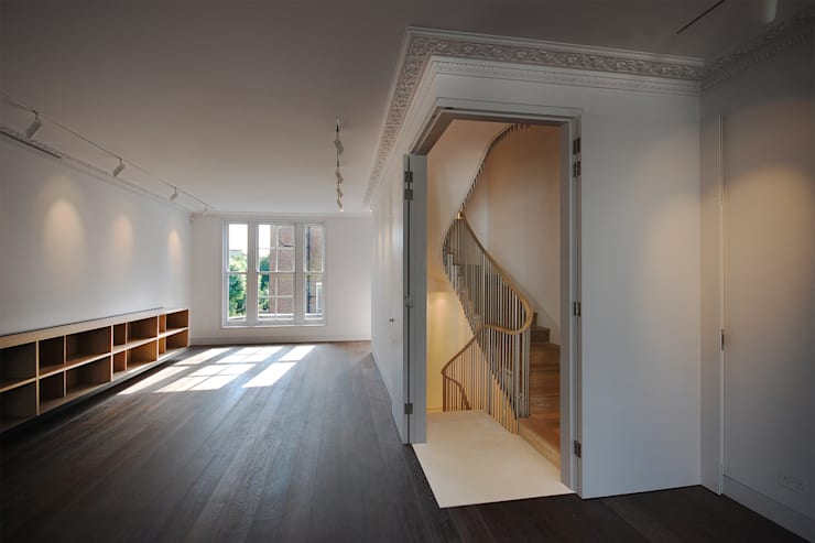 Argyll House:  Houses by Patalab Architecture