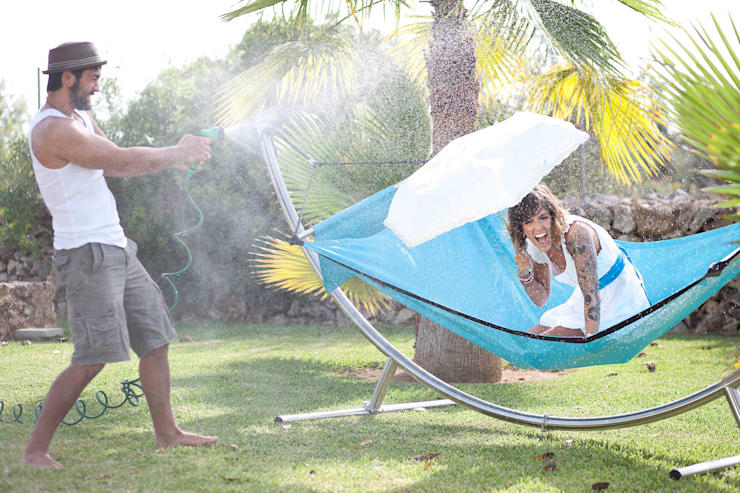 Hängematte Crazy Chair:  Garten von Pimiento OHG - Crazy Chair