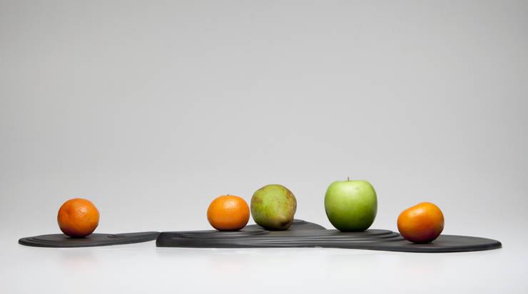 Flaques - 2012: Salle à manger de style de style eclectique par levasseurjules