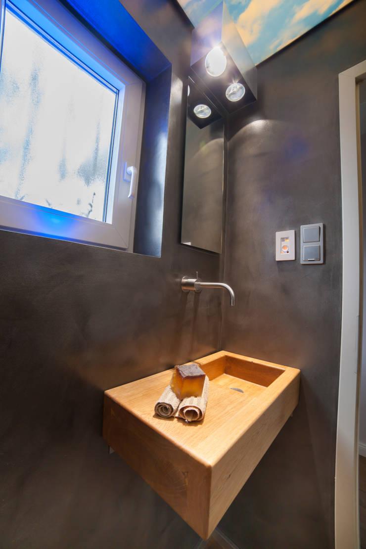 modern Bathroom by Design by Torsten Müller