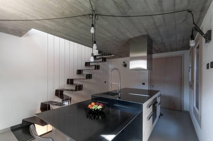 Projekty,  Domy zaprojektowane przez BEARprogetti - Architetto Enrico Bellotti