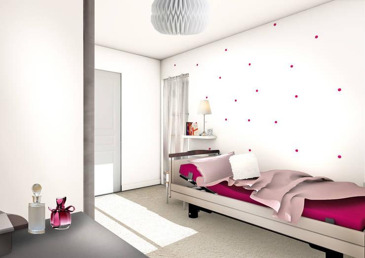 Projet de décoration solidaire: Maisons de style de style Moderne par Camille&Tifany