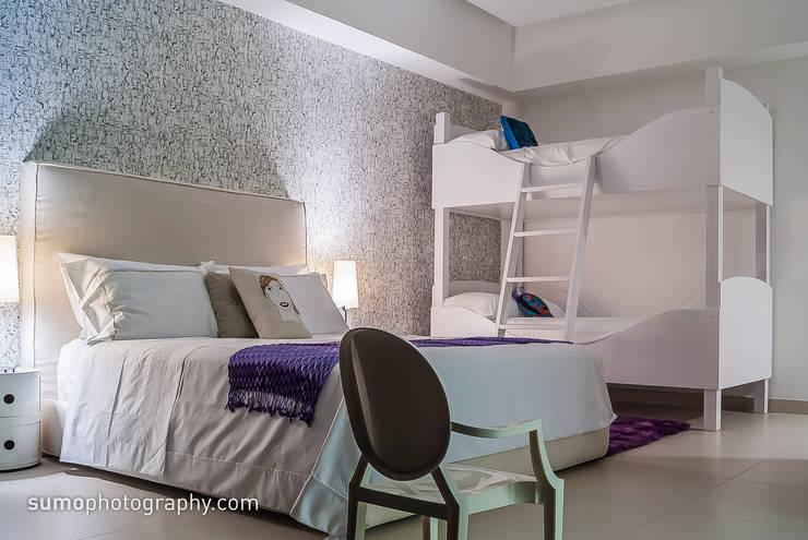 Casas ecléticas por Marusa Albarrán interior Design