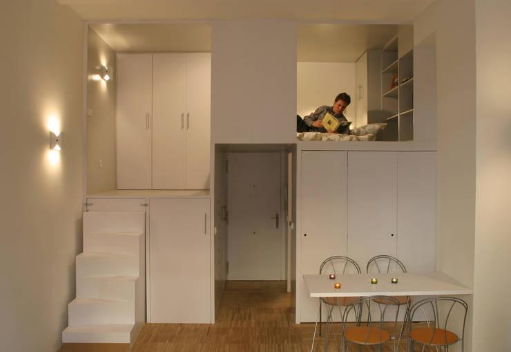 Comedores de estilo  por Beriot, Bernardini arquitectos