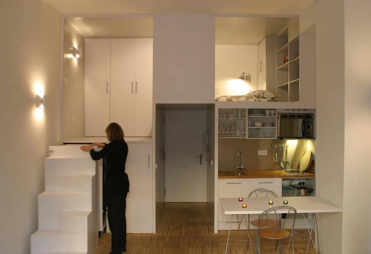 Kitchen by Beriot, Bernardini arquitectos