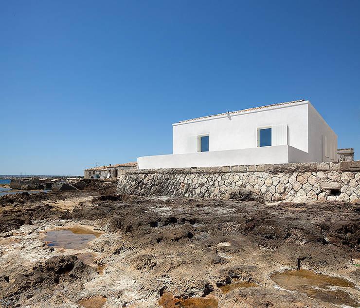 Casas de estilo mediterráneo de Indice Creativo