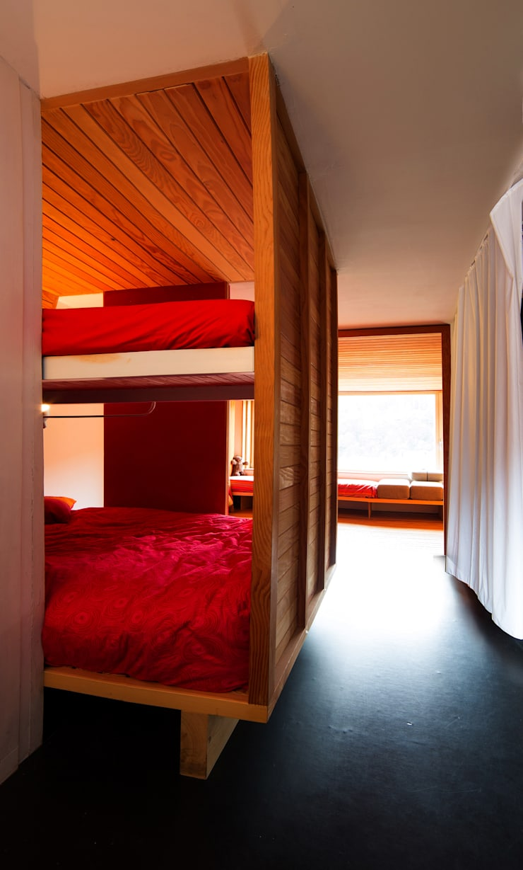 Houses by Beriot, Bernardini arquitectos, Minimalist