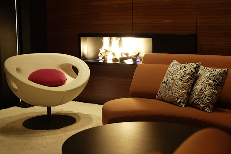 modern Living room by Cult Fire International Sales GmbH