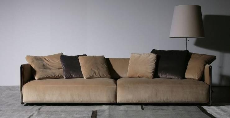 Edmond: Sala de estar  por QuartoSala - Home Culture