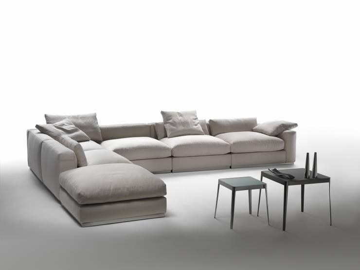 Beauty: Sala de estar  por QuartoSala - Home Culture