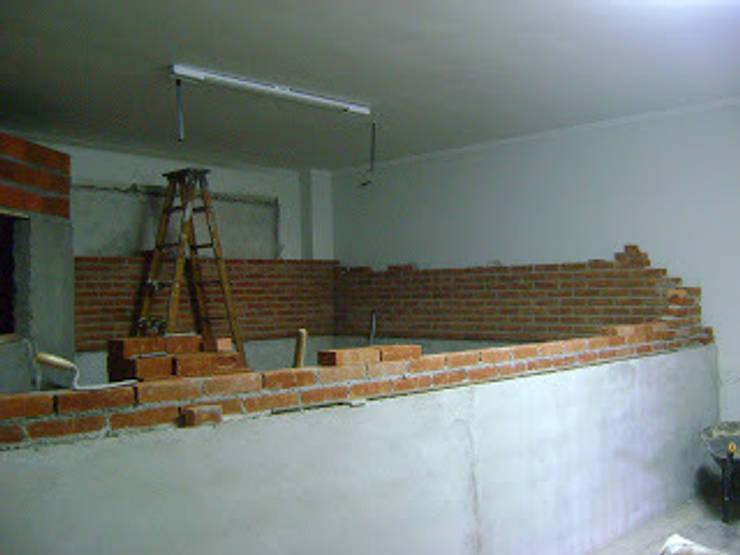 Durante a obra:   por NR arquitetura interiores
