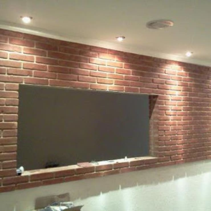 Durante a finalização da obra:   por NR arquitetura interiores