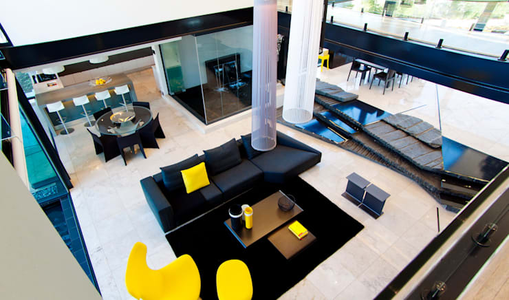 Casas  por Nico Van Der Meulen Architects