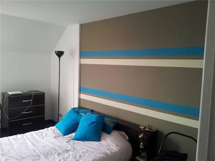 Appartement Paris:  de style  par instinct design